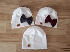 detská bavlnená čiapka