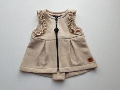 detská bavlnená vesta